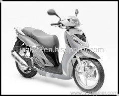 cheap gas scooter 125cc