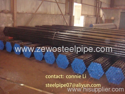 "3""(89mm)cold drawn steel pipe"