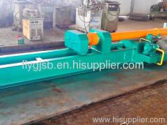 hydraulic steel pipe bending machine