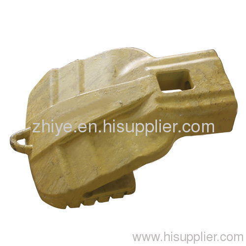 excavator parts big plate protective base for bucket teeth