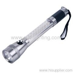 1+10+ 8 LED flashlight