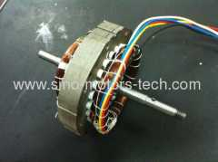 stator and rotor of Industrial fans with two voltage 127V&220v