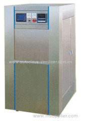 Low-Temperature Formaldehyde Steam Sterlilizer