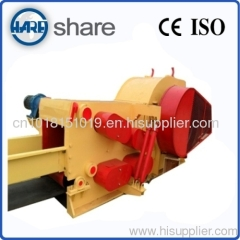 3-4 Tons mobile wood chipper with high efficient