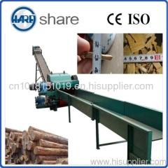 Big Capacity Electric Industrial drum Wood Chipper