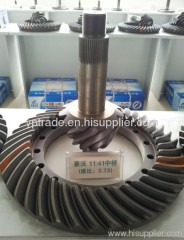 Supply Crown Wheel and pinion