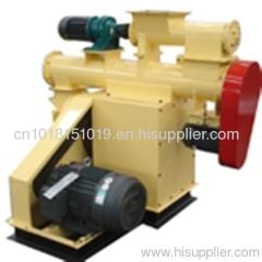 high efficent wood press machine