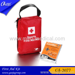 Small size personal first aid kit