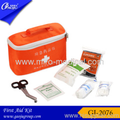 ISO certificate first aid kit home
