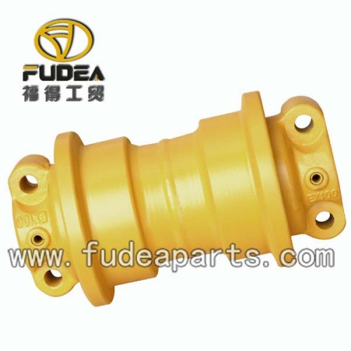 Excavator undercarriage parts track roller / lower roller for EX100