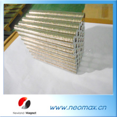 block neo magnets industry