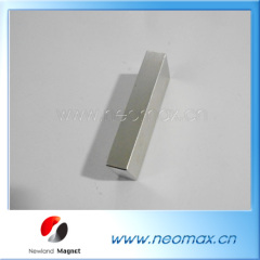 Sintered block neodymium magnets