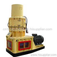 flat die pellet production machine