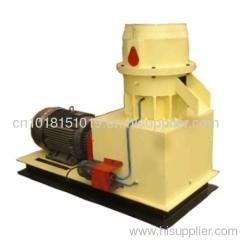 flat die pellet produce machine