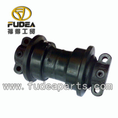 Sprockets further Excavators moreover Undercarriage Replacement Parts besides Cab Glass furthermore Product 917002 Dawoo DH220 Track Roller. on kobelco mini excavator track rollers