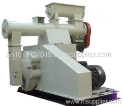 ring die wood pellet press