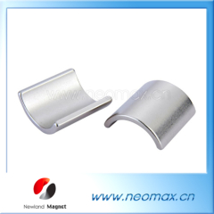 sintered neodymium permanent magnet for generator