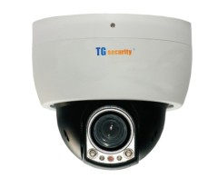 Video Surveillance IR Dome PTZ Camera