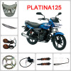 BAJAJ PLATINA125 motorcycle parts