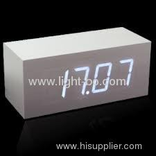 Pure White 2.3(56.8mm) 7 Segment LED Display for wall clock,digital counters, digital indicators