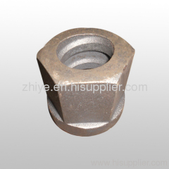small ductile iron screw cap casting