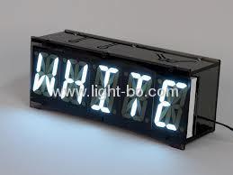 16-Segment 2,3 Zoll einstellige LED alphanumerisches Display