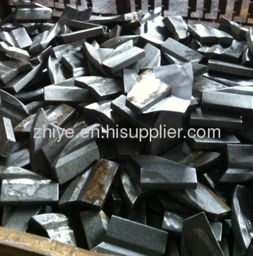 ductile iron small casting
