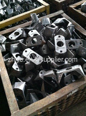 small ductile iron casting