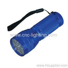 shockproof aluminium LED flashlight