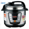 Multi-functional pressure rice cooker