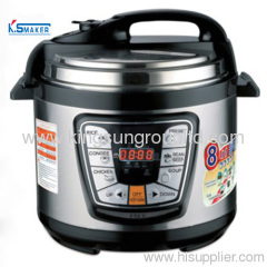 Multi-functional pressure rice cookers