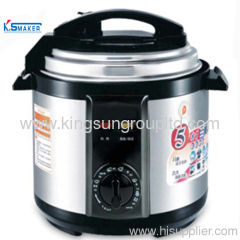 Multi-functional pressure rice cooker KS-F6