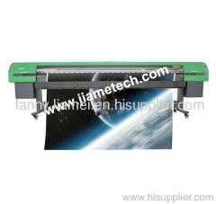 low price 3.2M DX7 Eco-Solvent Printer JM-X8126ADE