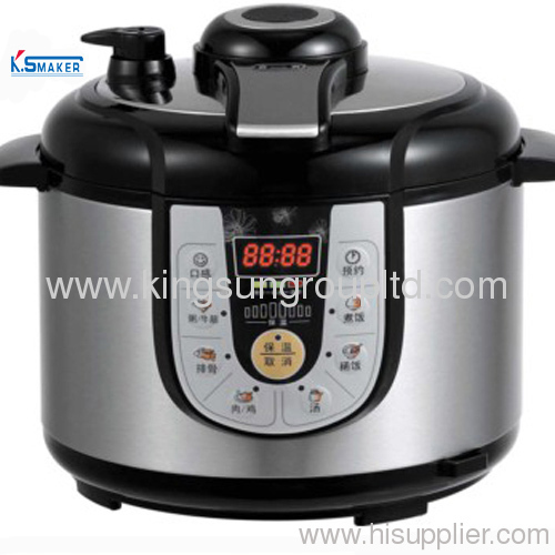 Multi-functional pressure rice cooker KS-C11 WITH LED