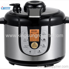 Multi-functional pressure rice cooker KS-C11 WITH BIG LCD