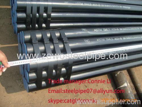 API 5L and API 5CT steel pipe