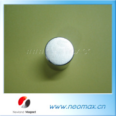 Permanent Sintered round magnets