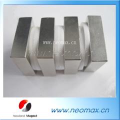 block neodymium rare magnets