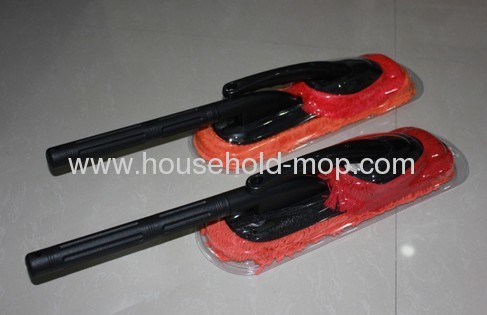 Car using microfiber chenille car duster
