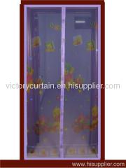 2013 new house mosquito net door netting buzz off screen magic mesh
