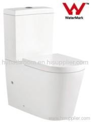Watermark WELS Australian Standard Bathroom Toilet Two-pieces Washdown Australian Approval Toilet