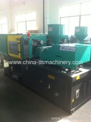 Color palque testing plastic injection molding machine