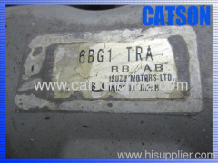 Engine assy Isuzu 6BG1 TRA