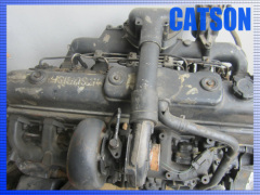 Engine assy Kato HD820 6D34