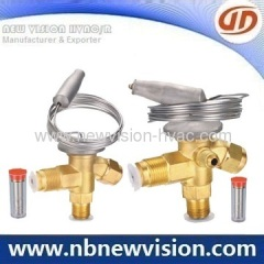 Thermal Thermostatic Expansion Valve