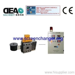 autoscreenchanger-continuous screen changer for exrusion plant