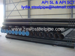 A106 ERW STEEL PIPE