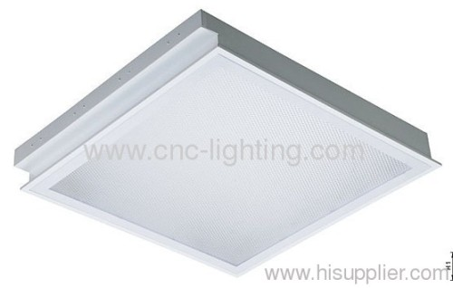 Recessed Fluorescent Light Fixture From
