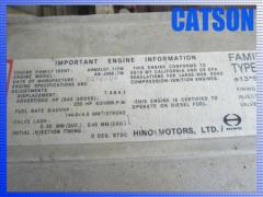 Engine assy Kobelco SK350-8 Hino AB-J08E-TM