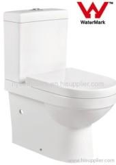Australian Standard Bathroom Toliet with Watermark and WELS